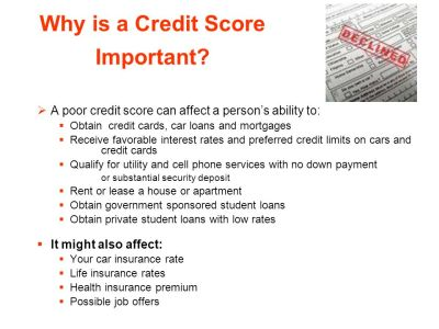 What's a Credit Report? From age 18 on, agencies collect data about your spending habits ...