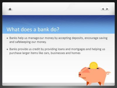 Banking and Credit. - ppt video online download