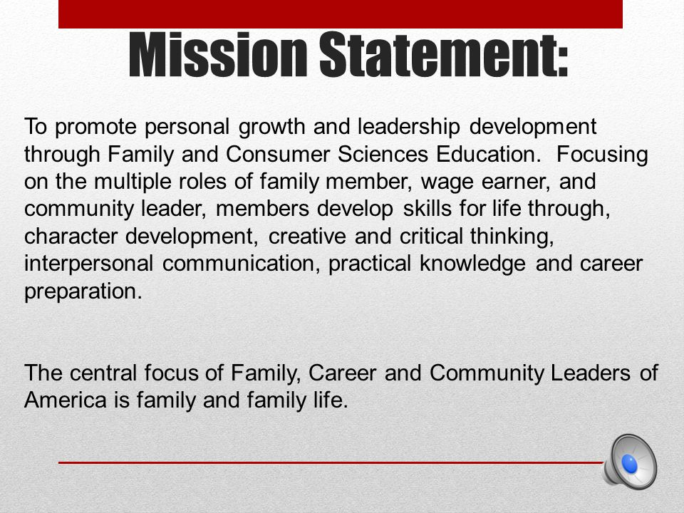 Communication Mission Statement Examples Gallery - Resume Cover - career mission statement examples