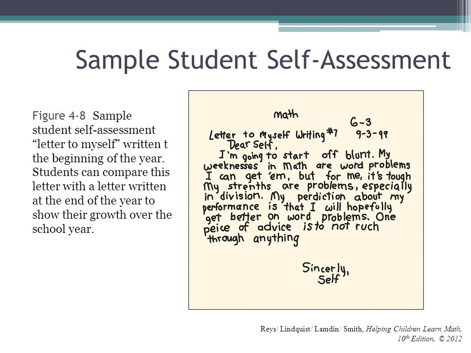 Self assessment sample essay on career \u2013 Your Works Library