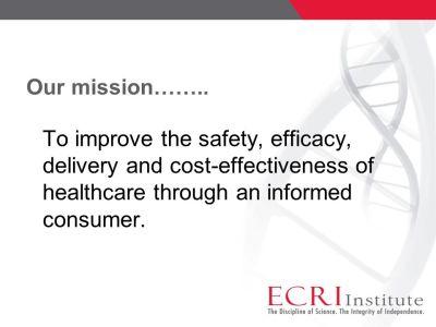 Health Technology Assessment - ppt video online download