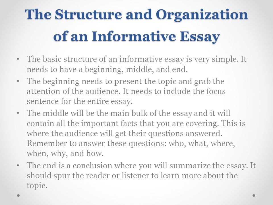 an informative essay the informative essay top 20 informative essay - informative essay