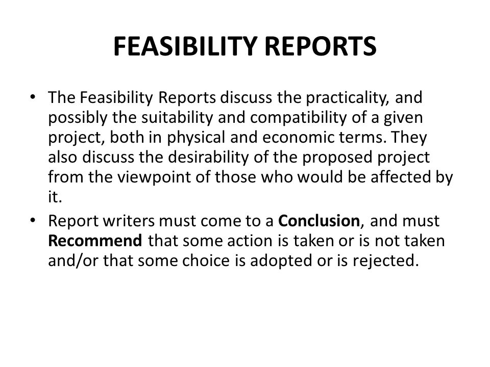 Sample Feasibility Report Fine Technical Feasibility Study Template