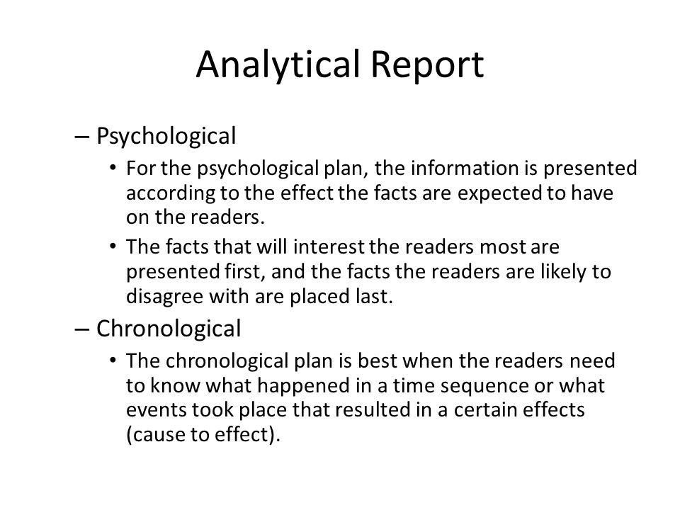 psychological report lovinglyy - psychological report