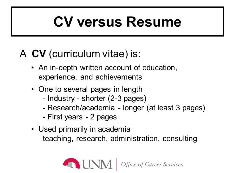 Cv Versus Resume Quick Comparison Cv Vs Resume, Resumes Amp Cvs - cv versus resume