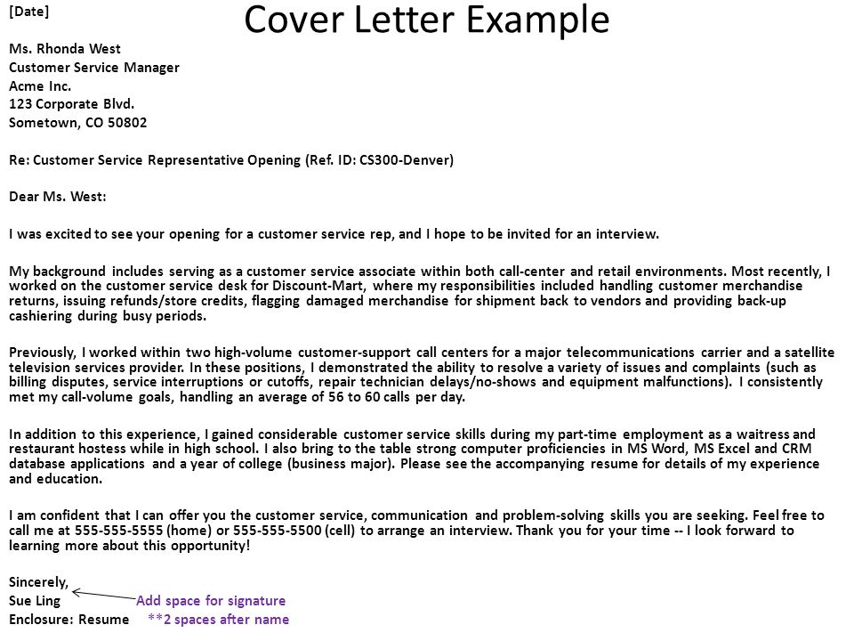 cover letter for a customer service representative - Jolivibramusic - cover letter examples customer service representative