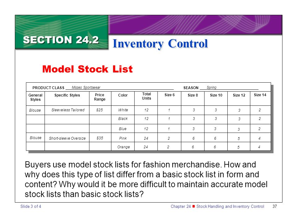 Inventory List Form 93 Samplescsat - inventory list form