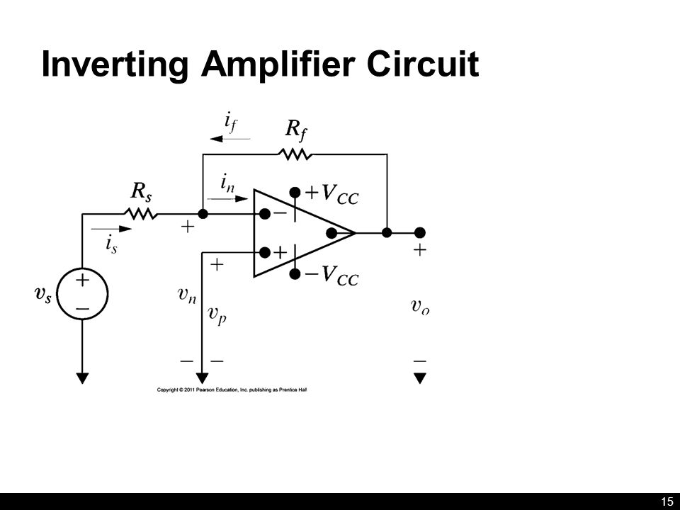 noninverting amplifier circuit
