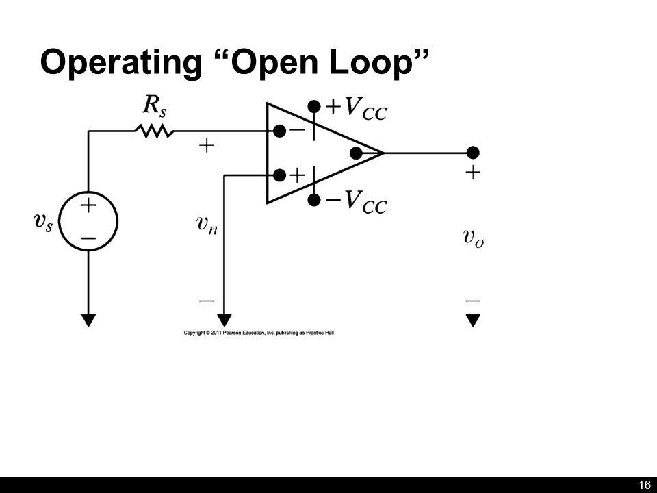 basic noninverting op amp circuit