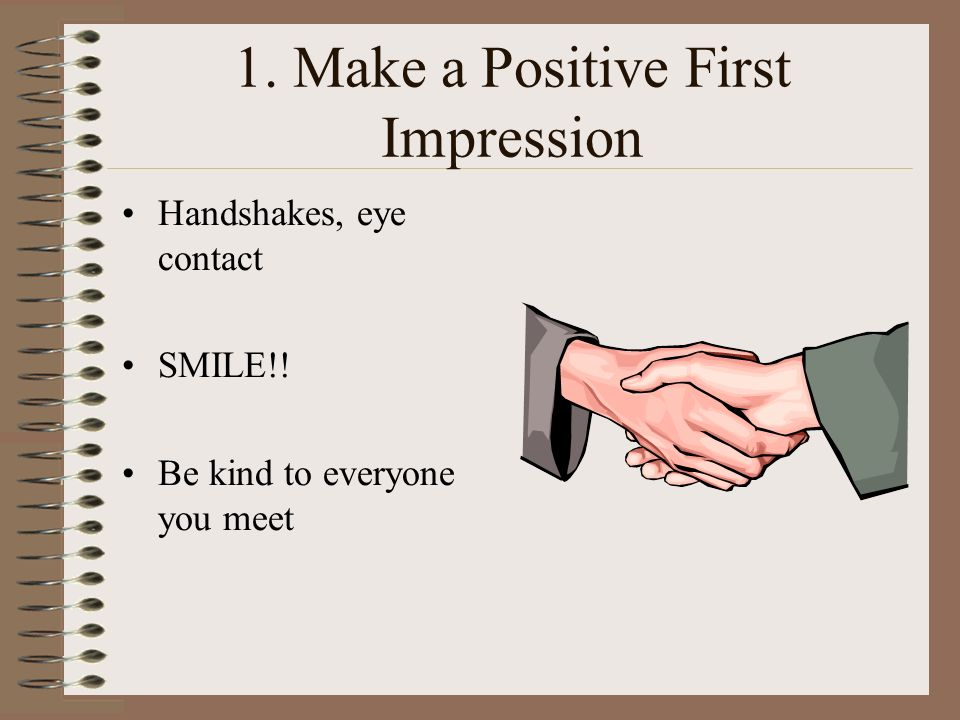 10 Interview Tips for the First Job Interview - ppt video online