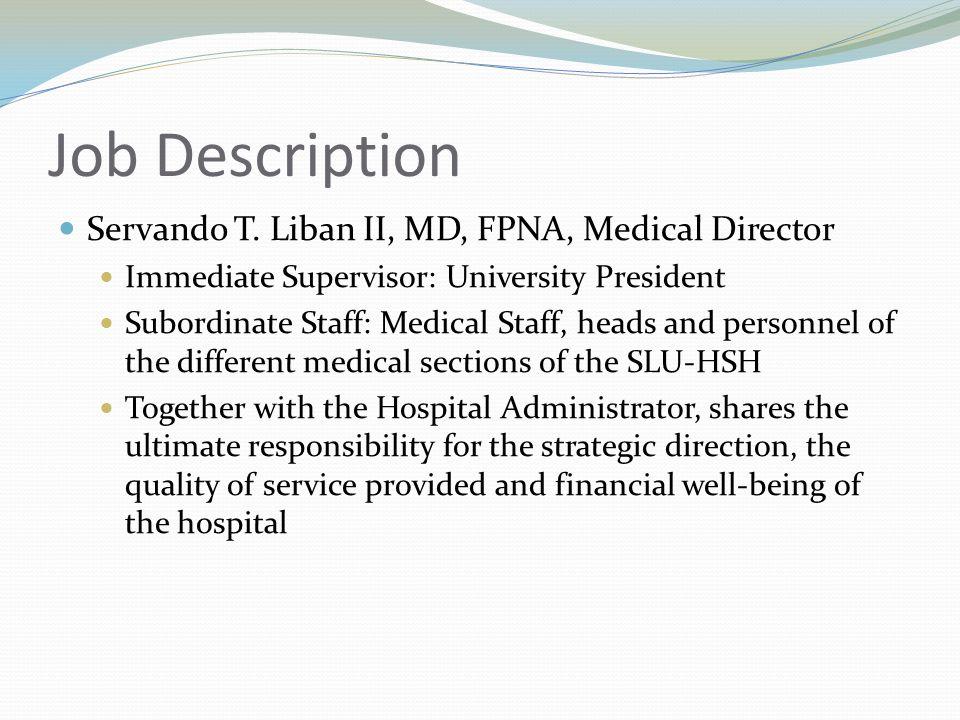 Management St Louis University Hospital of the Sacred Heart - ppt