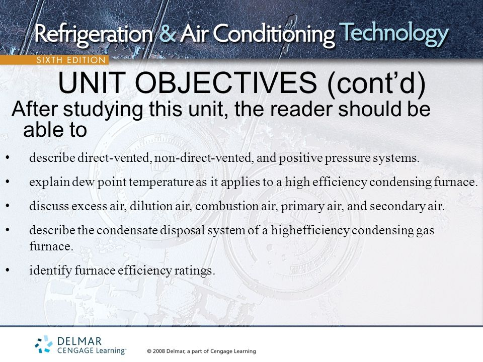 AIR CONDITIONING (HEATING AND HUMIDIFICATION) - ppt video online