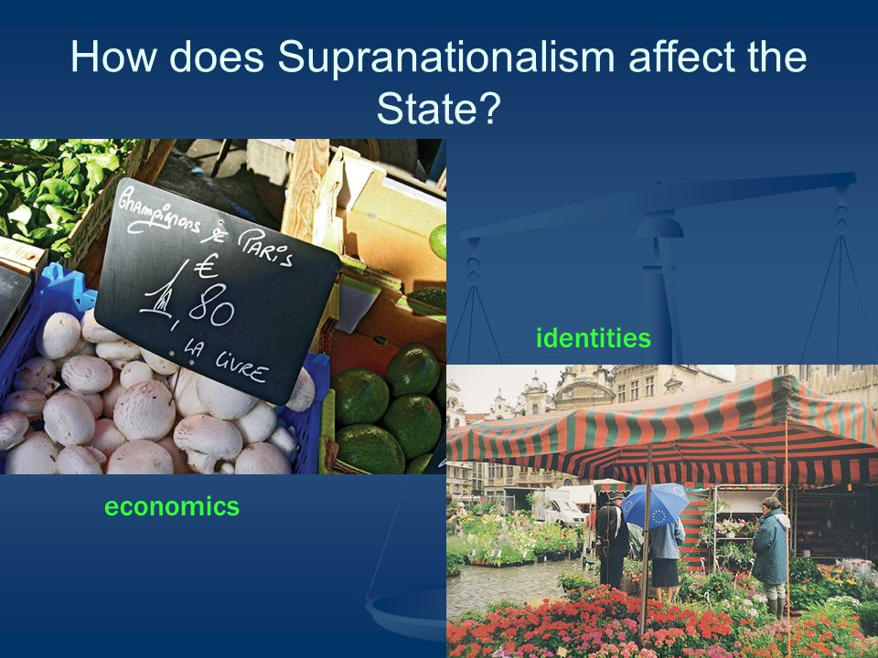 Geopolitics and Supranationalism - ppt download