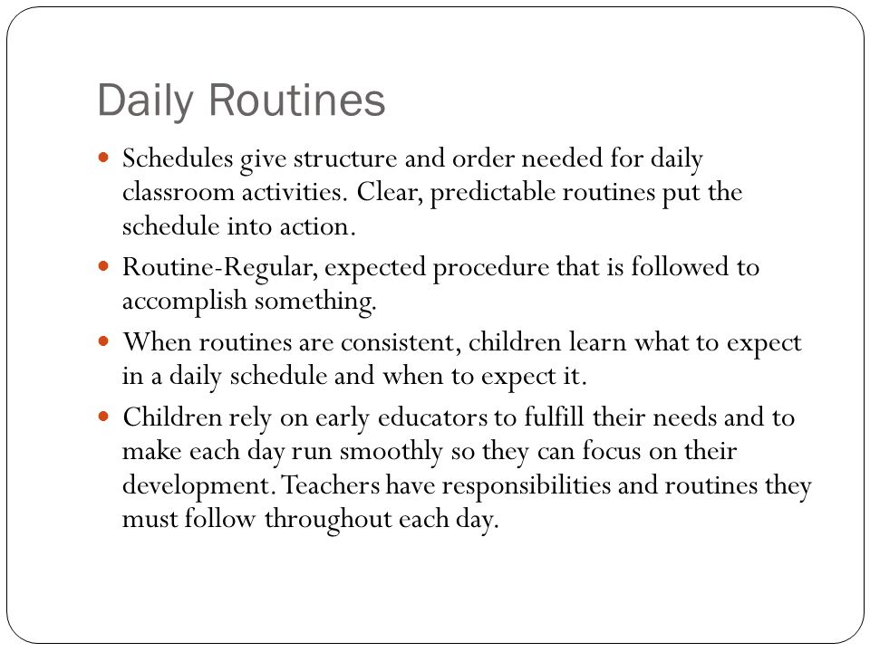 daily routine time table for students - Pinarkubkireklamowe