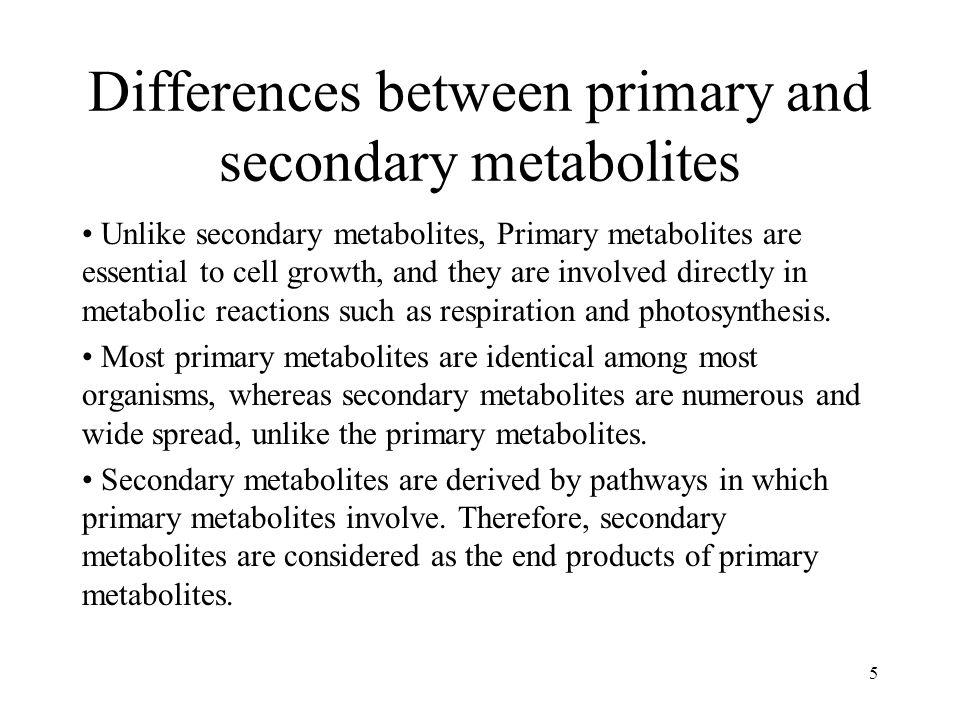 Secondary metabolites - ppt video online download