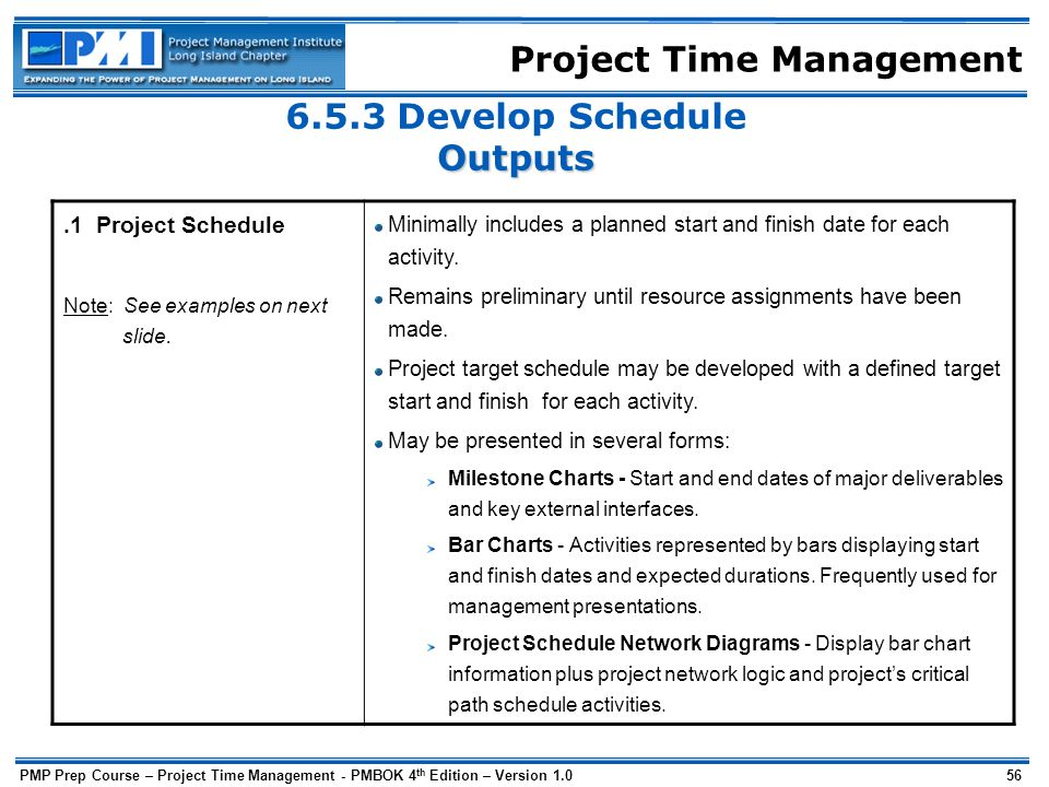 Project Time Management - ppt download