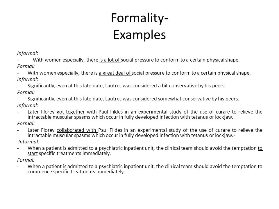 Complexity  Formality as Features of Academic Writing - ppt video