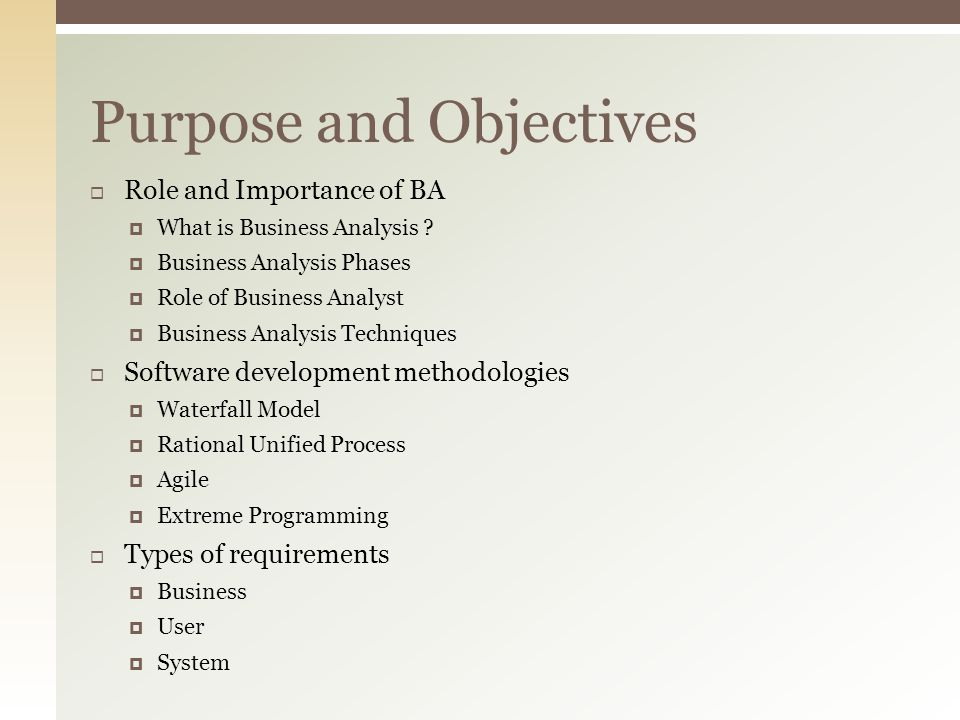 Business Analysis Inc - ppt download - what is business analysis