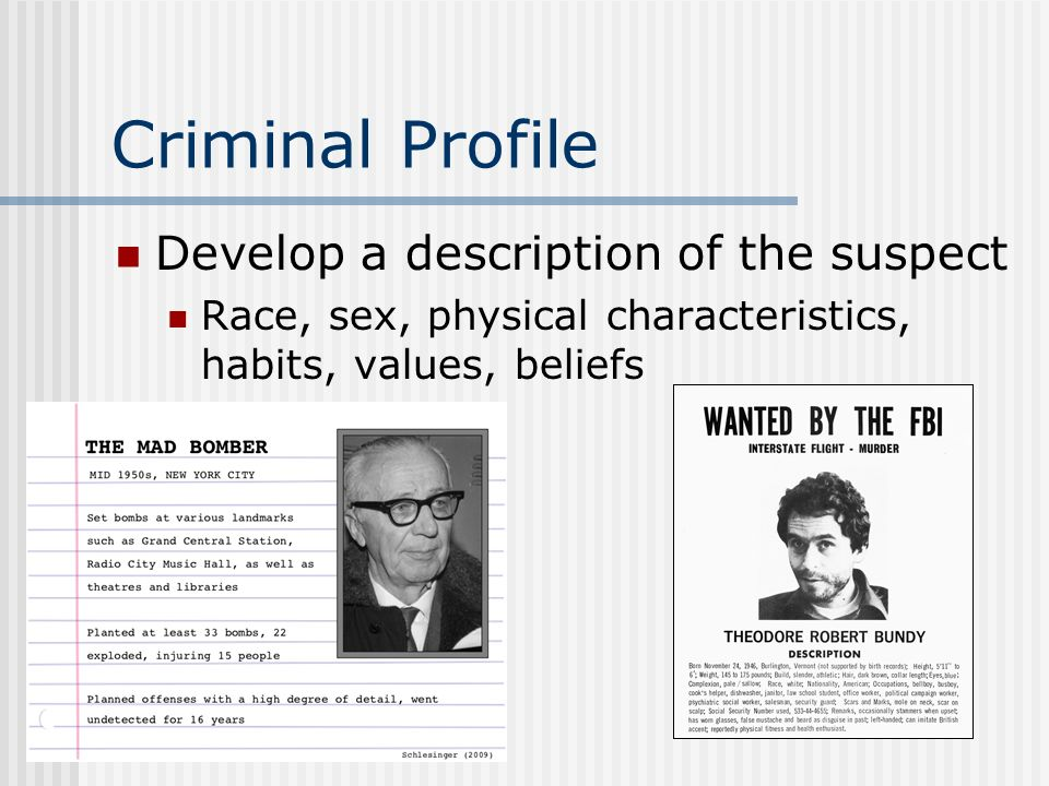 FORENSIC PSYCHOLOGY - ppt video online download