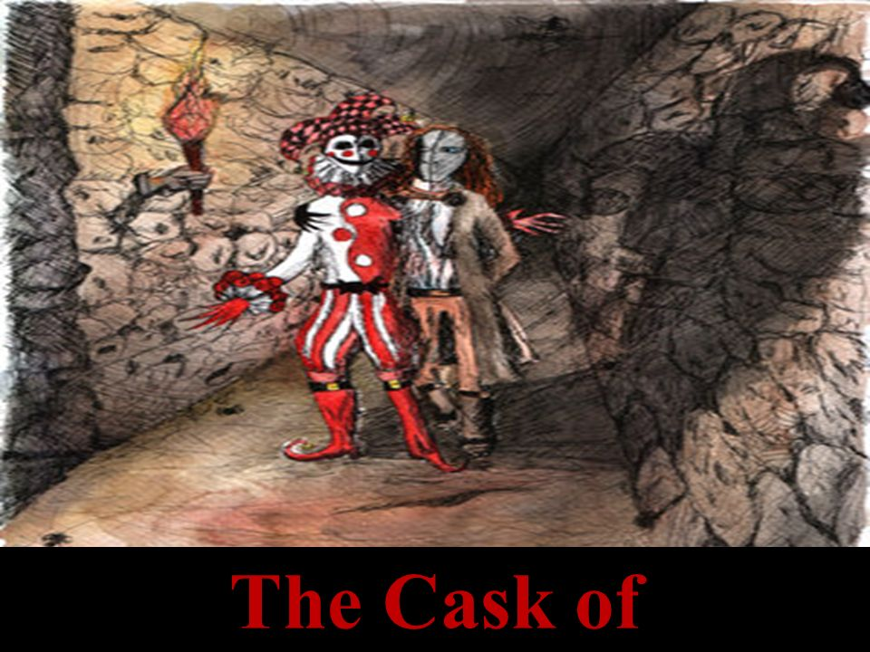 The Cask of Amontillado - ppt video online download