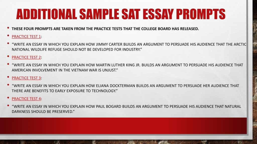 SAT and ACT Essentials - ppt download