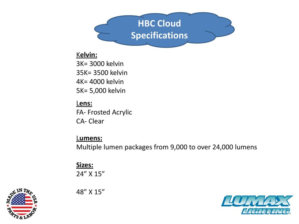 4000 Kelvin The Cloud Ppt Download