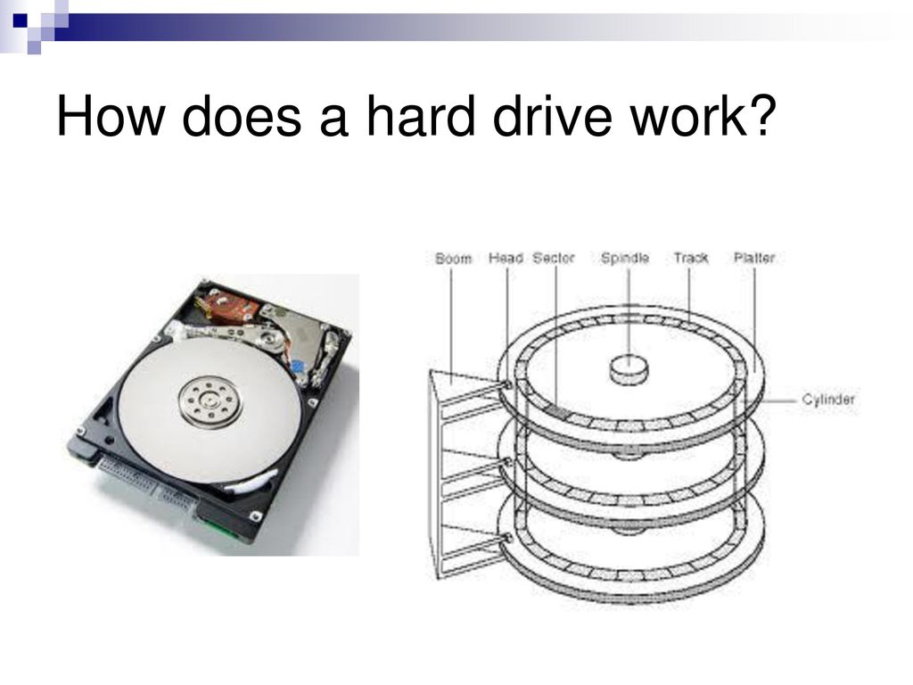 Drive Work Storage Hdd Ssd And Raid Ppt Download