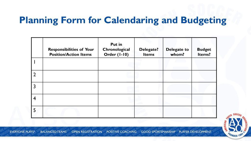Form For Budgeting colbro - form for budgeting