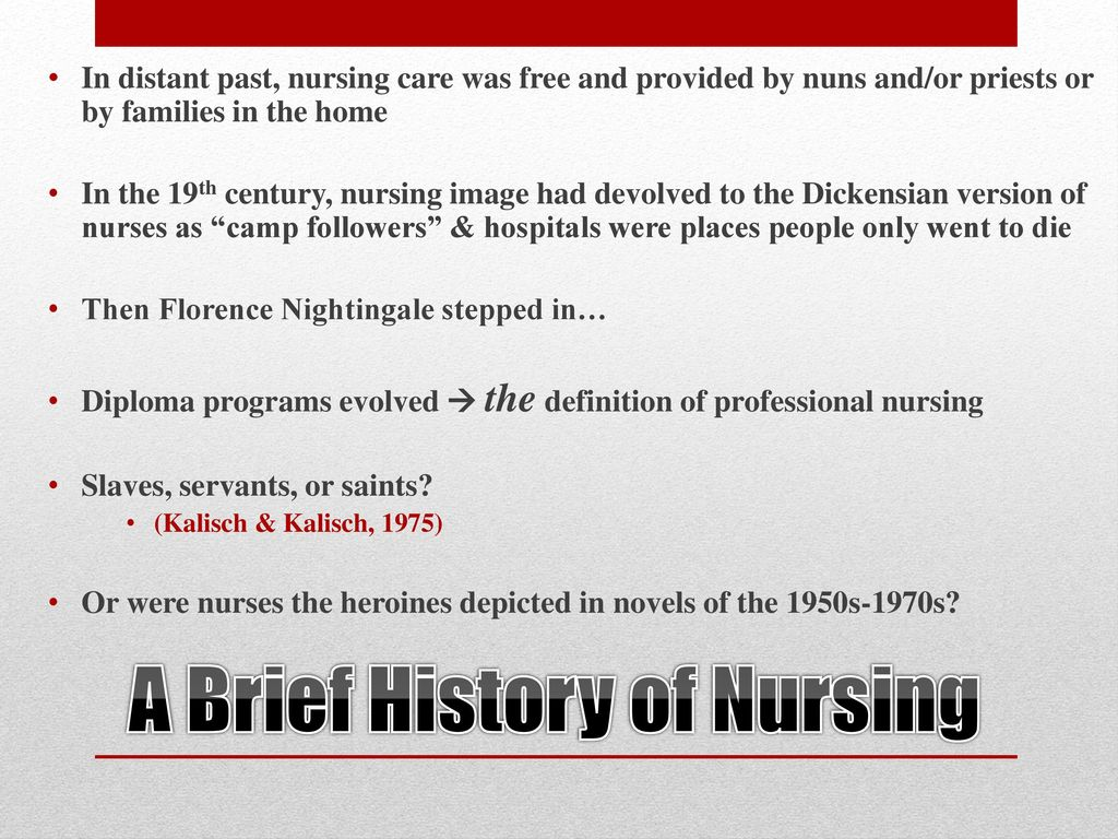 Nursing Image In The 21st Century Ppt Download