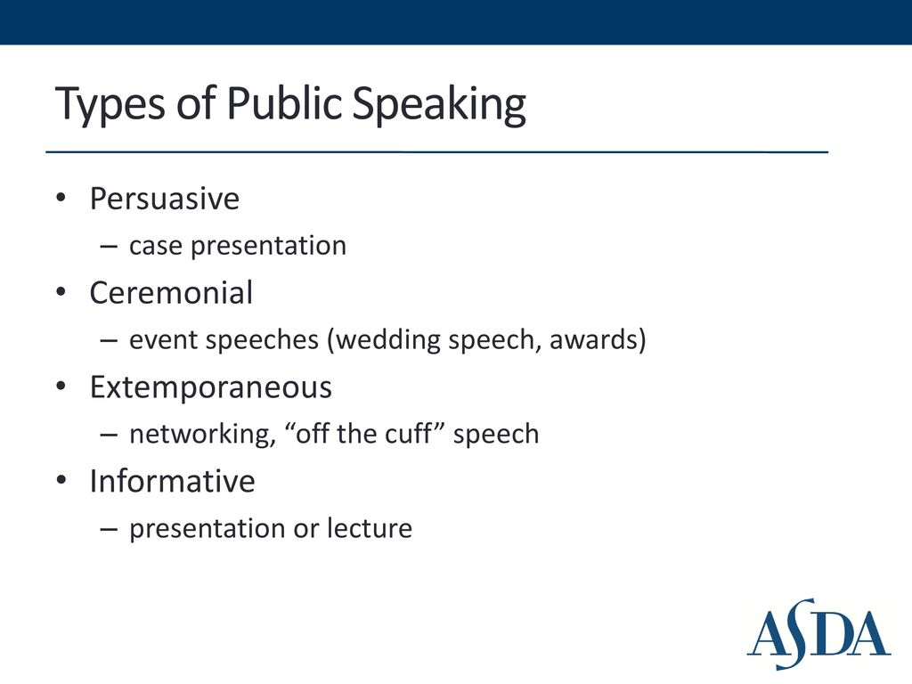 Public Speech Tips Tips For Public Speaking Ppt Download