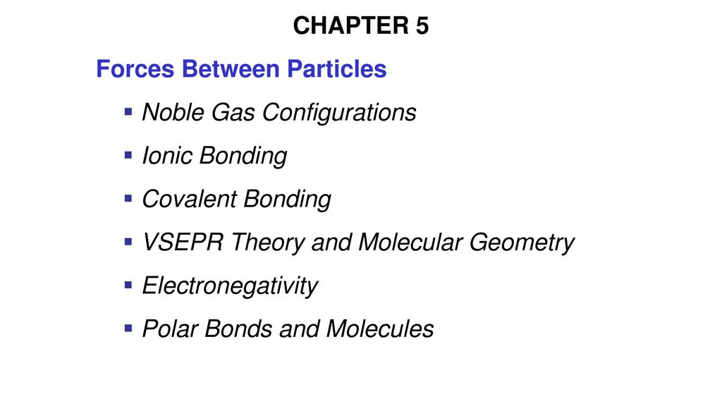 Chapter #5 Chemical Compounds - ppt download