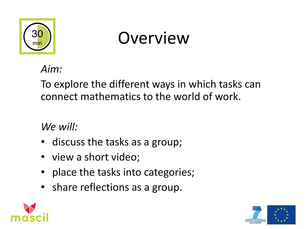 Connect Wc Tool Wc 1 Connecting Tasks With The World Of Work Ppt Download