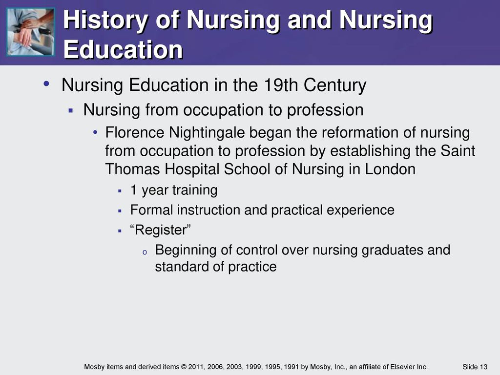 Chapter 1 The Evolution Of Nursing Ppt Download