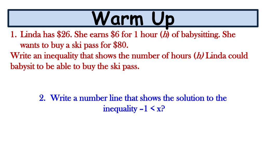 Math CC7/8 \u2013 Jan 3, 2017 Topic Finding Slope - ppt download