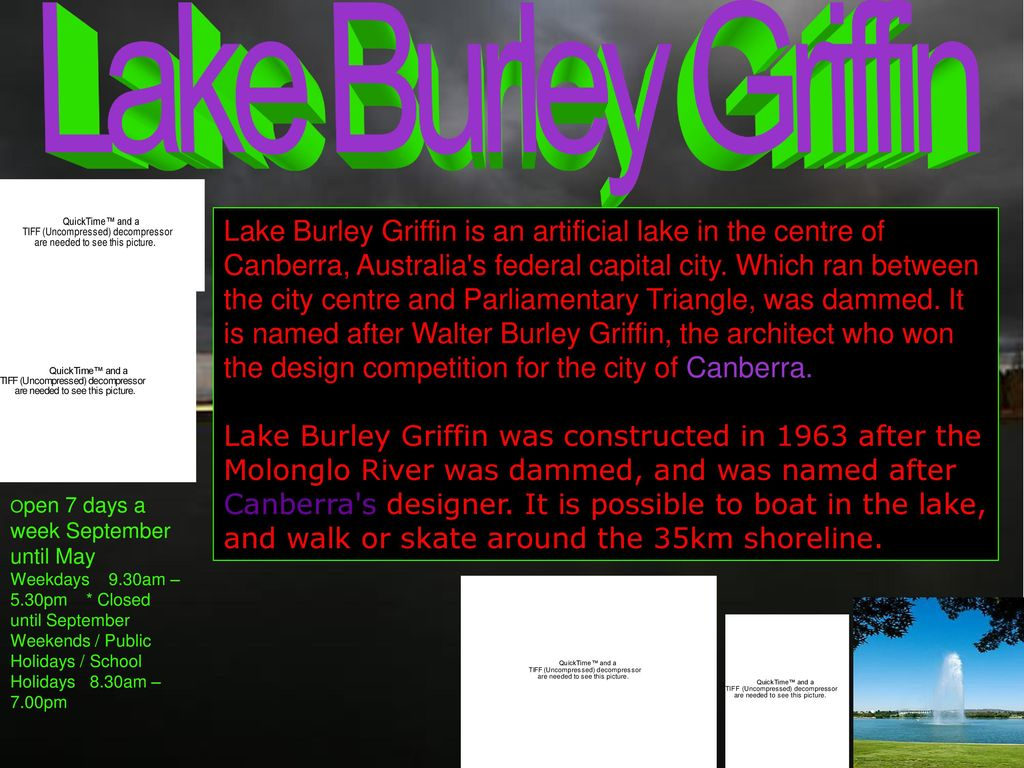 School Holidays Canberra Canberra Ppt Download