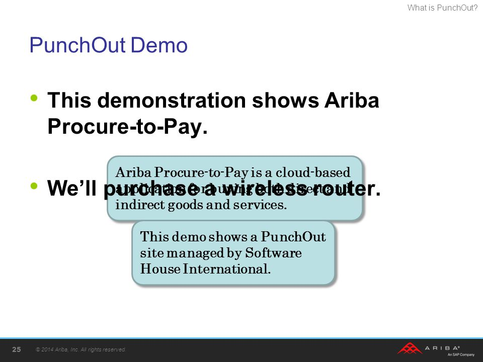 Ariba Seller Solutions - ppt video online download