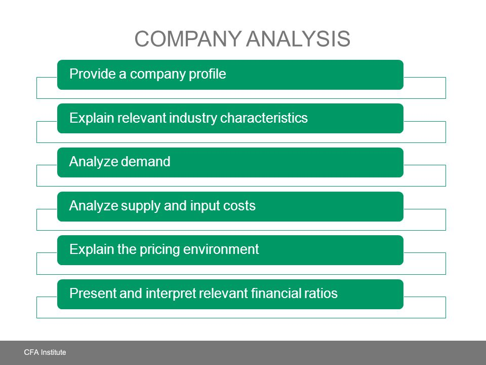 Chapter 9 Introduction to Industry and Company Analysis - ppt download