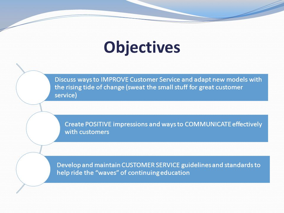 SURFING YOUR WAY TO BETTER CUSTOMER SERVICE - ppt video online download
