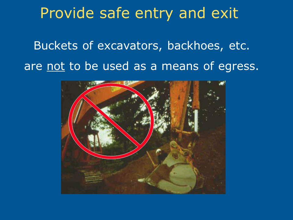 Excavation And Trenching Ppt Video Online Download