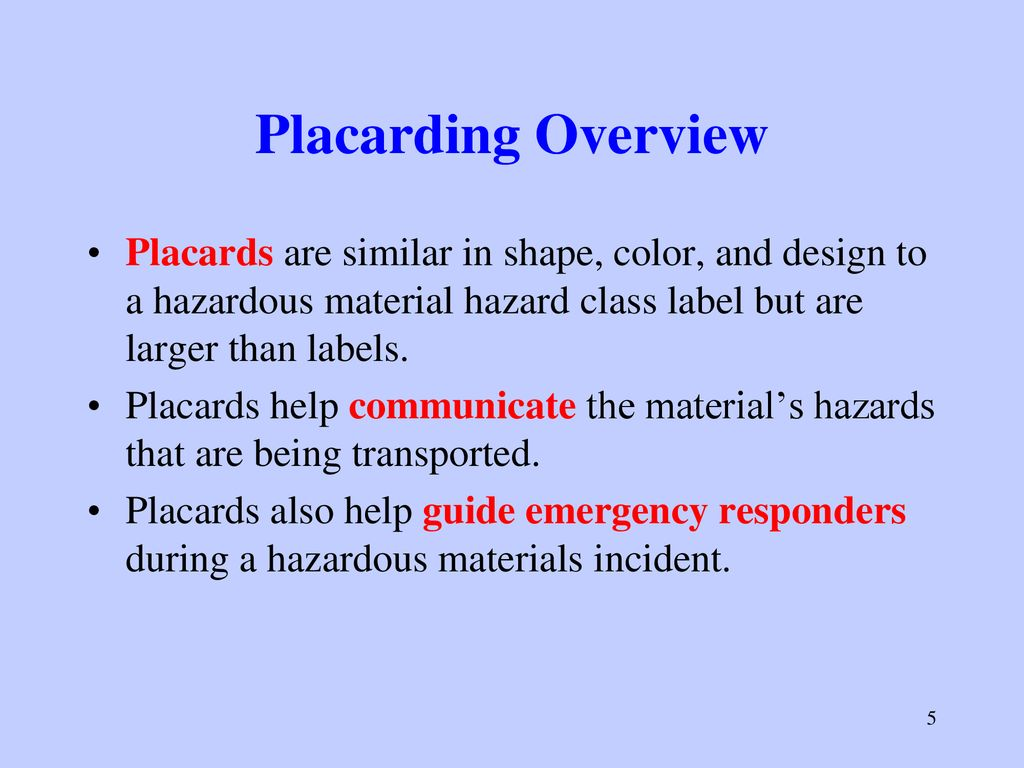 Placard But Operating Instructions Ppt Download