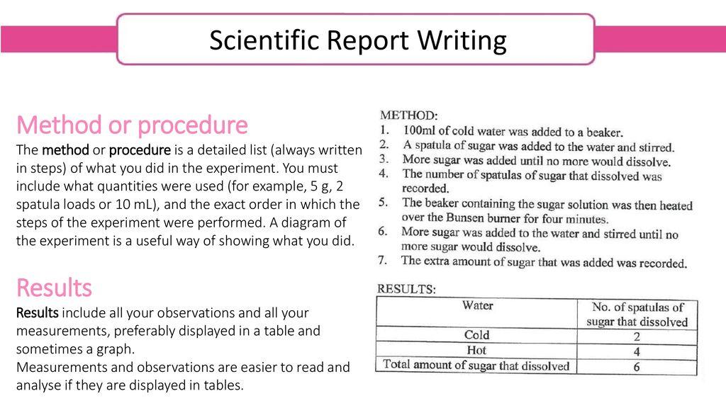 Scientific Method - ppt download