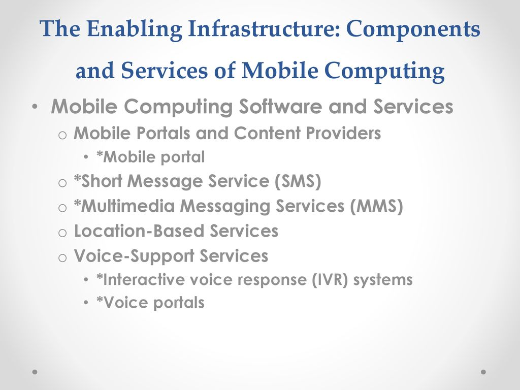 Möbel Portal Mobile Commerce And The Internet Of Things Ppt Download