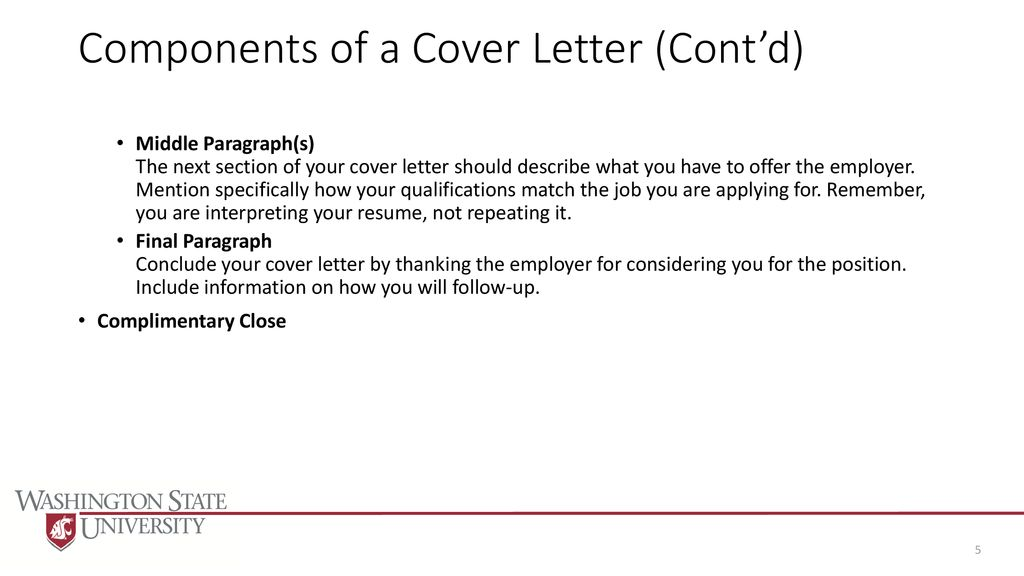 Writing Cover Letters, CV\u0027s, and Resumes - ppt download