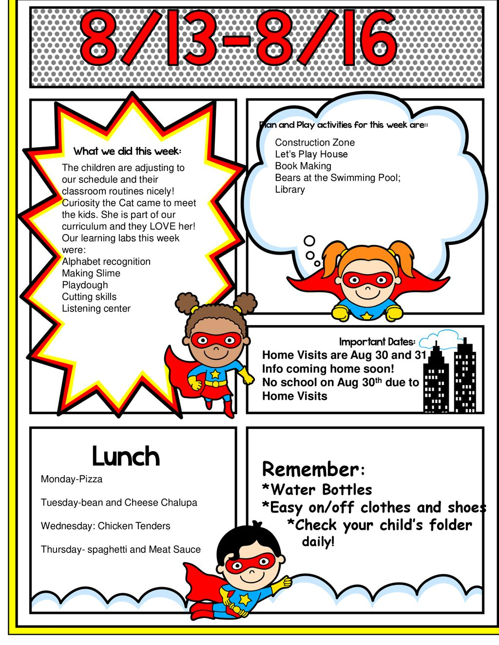 Action Folder Van Deze Week Plan And Play Activities For This Week Are Ppt Download