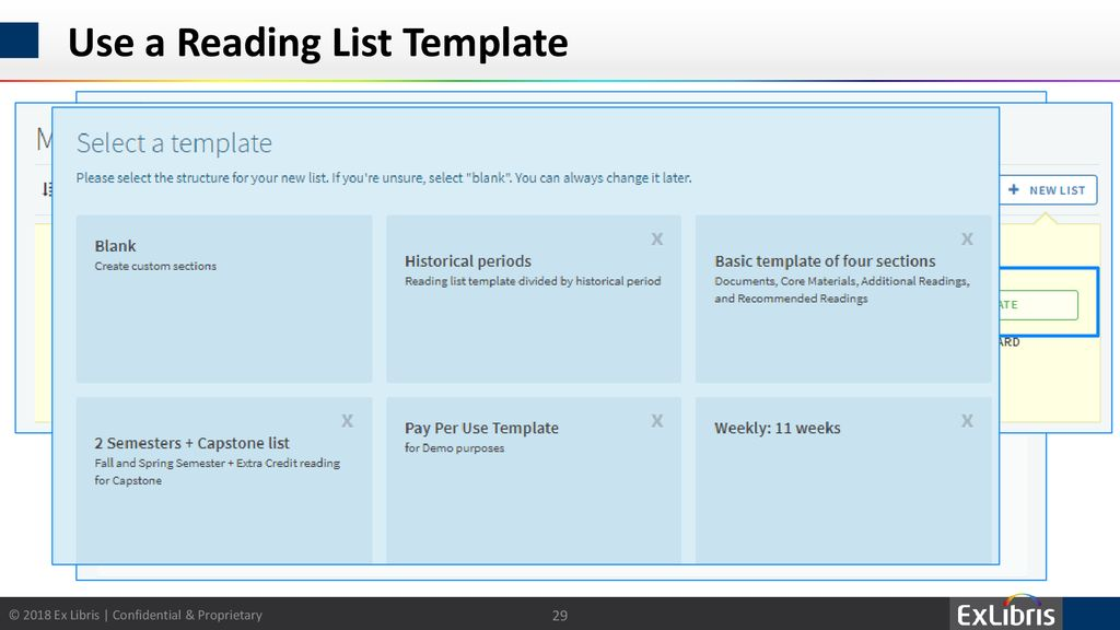 Creating Courses and Reading Lists in Leganto and Alma - ppt download
