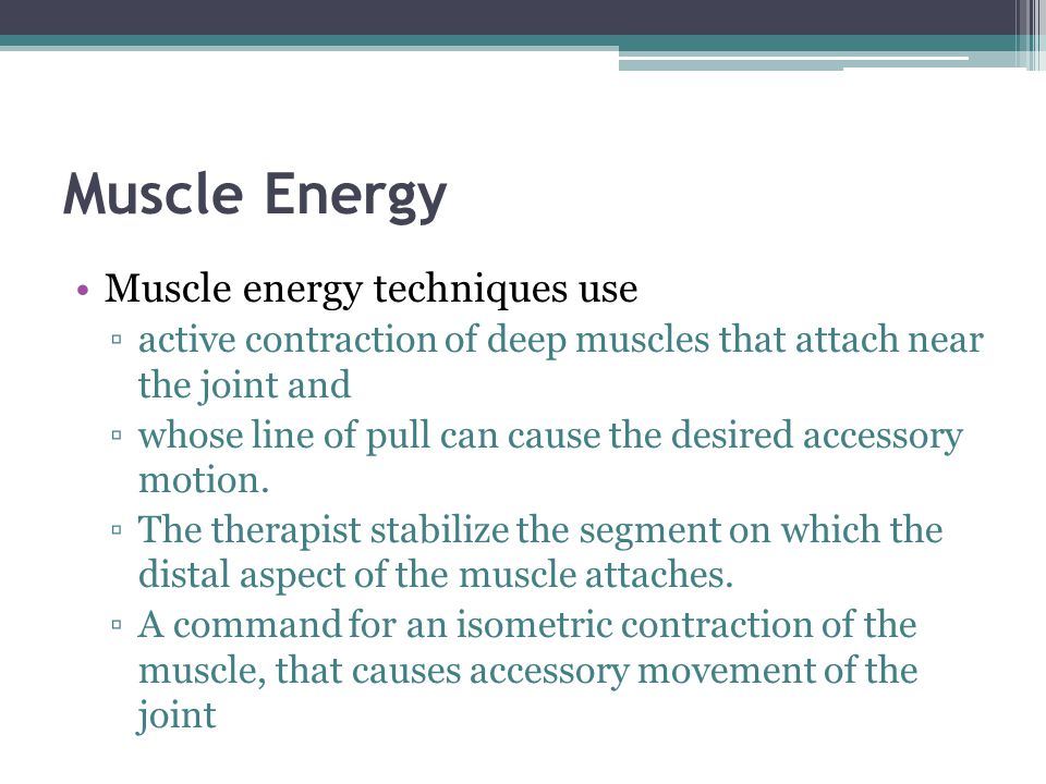 Peripheral joint mobilization - ppt video online download