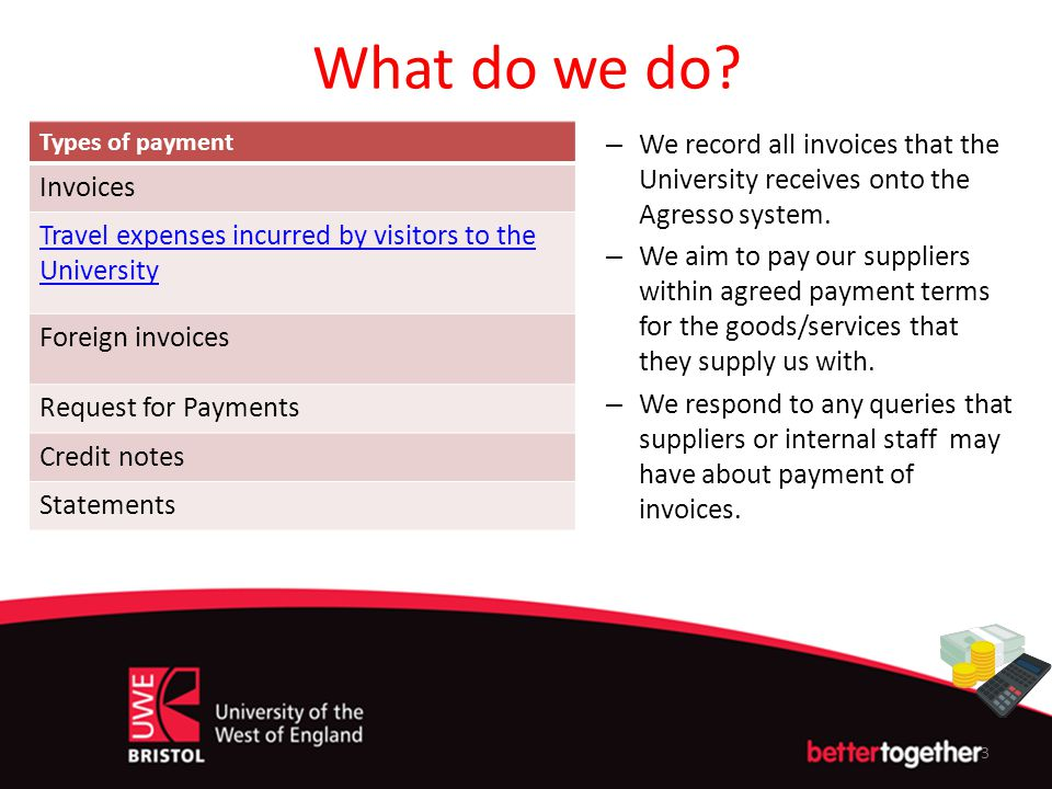 Invoice Payments - ppt download