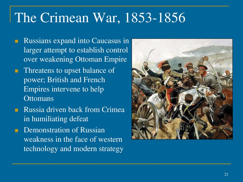Ottoman Russian War Chapter 31 Societies At Crossroads Ppt Download