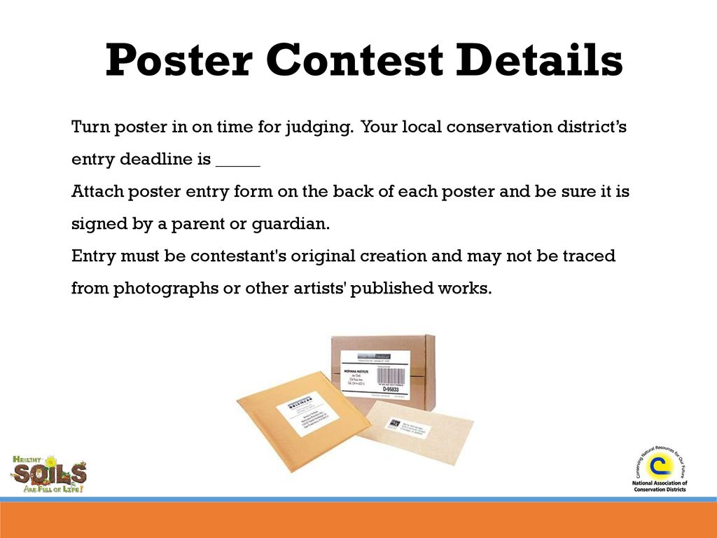 Poster Judging Form Healthy Soils Are Full Of Life Ppt Download