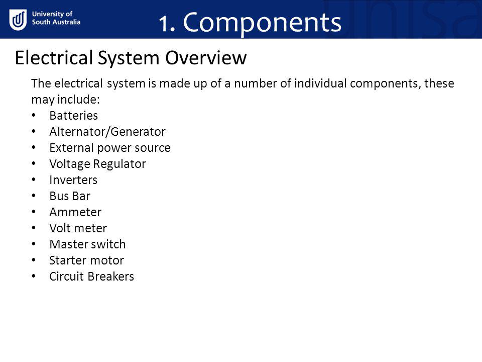 Electrical Systems Chapter ppt video online download